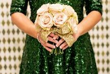 Green Wedding Inspiration  / by Intertwined Events