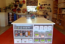 craft room ideas / by Pamela Knowles