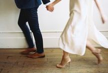 { getting hitched }