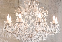 Fabulous Chandeliers / by Very Definitely
