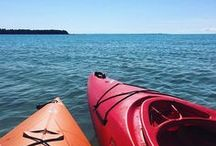 Explore the Outdoors! (Charlevoix, Michigan) / http://www.visitcharlevoix.com/Outdoor-Recreation-and-Outfitters