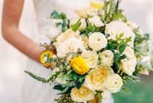 Yellow Wedding Inspiration  / by Intertwined Events