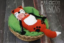 PHOTO PROPS / Knit and Crochet Designs by IraRott Inc. / by IraRott Inc.