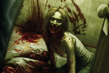Zombie and Art