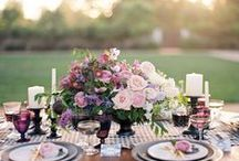 Purple Wedding Inspiration / by Intertwined Events