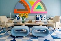 blue / by Milagros Perez