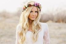Boho Chic Wedding Inspiration  / by Intertwined Events