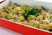 Veggies, Side Dishes & Casseroles!!! / by Tammy Godby