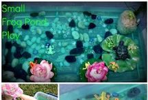 Frogs and ponds - Fantastic 5's / by Shannon Brow
