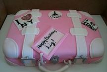 HAVE CAKE, WILL TRAVEL! / by Gelic Gomez-Garcia