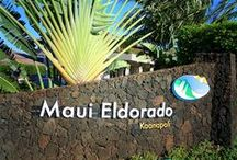 Maui Eldorado Vacation Rentals / Found right in the middle of the Kaanapali Beach Resort area right along side the world famous Royal Kaanapali North Golf Course. Walking distance to Whalers Village beach front mall for shops, galleries, restaurants and numerous beach and water activities. Visit Vacation-Maui.com for the latest travel tips and vacation rental deals.