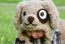 Crochet DOG Patterns / PDF Patterns, designed by Ira Rott / by IraRott Inc.