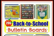 School Bulletin Board Ideas