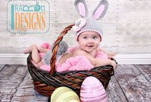 EASTER / Knit and Crochet Patterns by IraRott Inc. / by IraRott Inc.