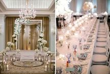 White Wedding Inspiration  / by Intertwined Events