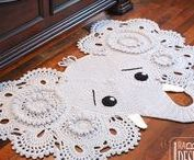 RUGS / Knit and Crochet Patterns by IraRott Inc.