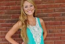 Tops / Cute tops for any occasion! / by Zeal Boutique