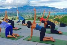 Yoga / Everything related to this activity