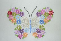 Beaded Embroidery / by Connie Jervis