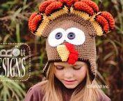 BIRDS / Knit and Crochet Patterns by IraRott Inc.