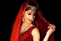 Asian Bridal Looks / Pictures from Le Rouge De La Vie's Asian Bridal shoots and clients!