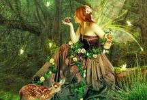 Faeries and Pixies