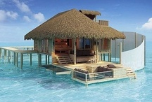 Vacation Dreams / When I win the lottery I'm going to these places...
