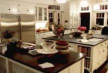 Favorite Places & Spaces / by Tricia Kleinheider of Elements Interiors