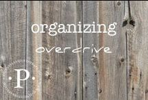 organizing overdrive / Dedicated to creating a positive outlet for my OCPD tendencies.