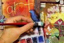 Art Journaling / by Kimara Wise