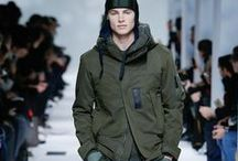 MENS TREND: ACTION MAN / A cross between the military and the utilitarian. / by Farfetch