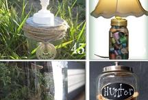 Crafts:  Mason jars / by Cindy Snyder