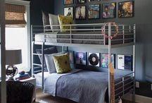 Ideas for Teen Boys' Rooms