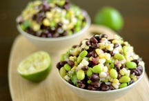 Recipes - (Salads) / by Shannon McCluskey