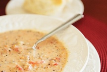 Recipes - (Soups) / by Shannon McCluskey