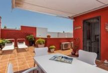 Holiday Apartments in Malaga / Luxury holiday apartments in Malaga city. We have a unique style on each vacation apartment, we create dream short holiday rentals for your dream trip!  Visit us! http://solaga.co.uk/holiday-apartments-malaga