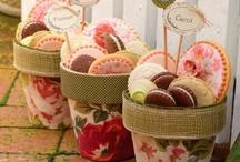 Crafts:  Flower pots / by Cindy Snyder