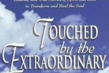 BOOK 1: TOUCHED BY THE EXTRAORDINARY / TOUCHED BY THE EXTRAORDINARY by Susan Barbara Apollon is a heart-warming collection of inspirational stories to empower, inform, soothe and entertain the reader. Whether you are grieving the loss of a loved one or simply interested in finding peace in your everyday life, expect to learn how to create miracles and live joyfully. Now available in both paperback and kindle editions on AMAZON.com
