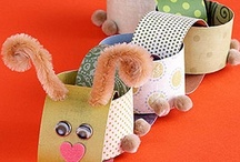 Crafts with your toddler