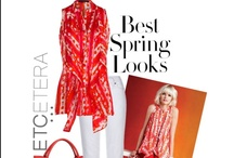 SPRING 2013 TREND: Digital / by Etcetera Official Site