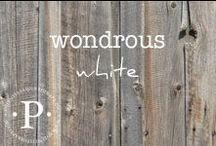 wondrous white