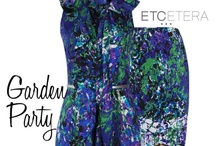 SUMMER 2013 TREND: Botanica / by Etcetera Official Site