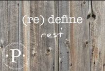(re) define rest / (re) define rest