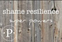 shame resilience super powers