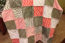 My quilts / All the rag quilts I have made!