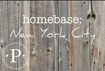 homebase: new york city / I have been so blessed to live in many different places. The travel, the culture and the friends I have made in my list of home towns have left footprints on my heart for life.