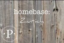 homebase: zurich / I have been so blessed to live in many different places. The travel, the culture and the friends I have made in my list of home towns have left footprints on my heart for life. Living in Zurich for four years changed my perspective, my pallete and my heart.