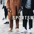 MENS CASUALWEAR / You don't need to forfeit comfort for style. Luxe sportswear looks are trendier than ever.
