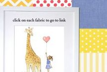 Decorating Ideas for Children's Rooms and Clickable Shopping Guides
