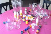 Craft Party / Ideas for our craft parties! Feel free to add to the collection! :)